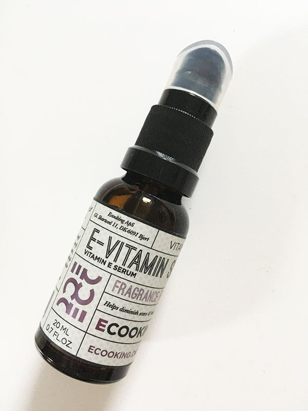 Ecooking Vitamin E Serum (Hey Pretty Beauty Blog Review)
