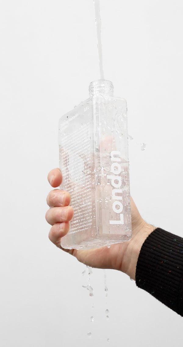 Palomar Phil the Bottle Trinkwasserflasche (PR Image, Copyright Palomar) – Hey Pretty Beauty Blog Hitzewelle Must-Haves zum cool bleiben