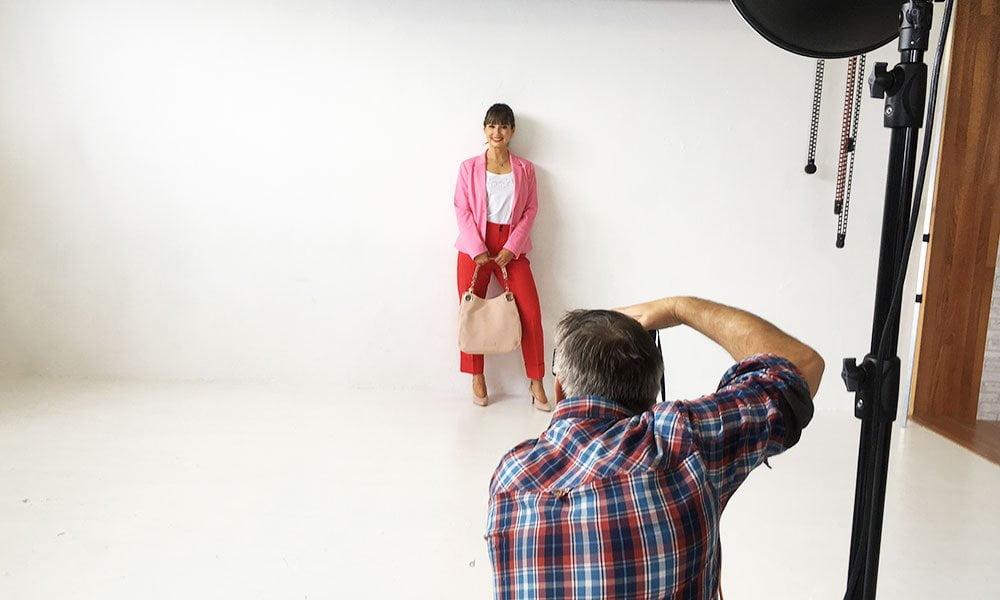 Making Of Katalog-Fotoshoot Jelmoli-Versand Sommer (Hey Pretty Beauty Blog Behind the Scenes)