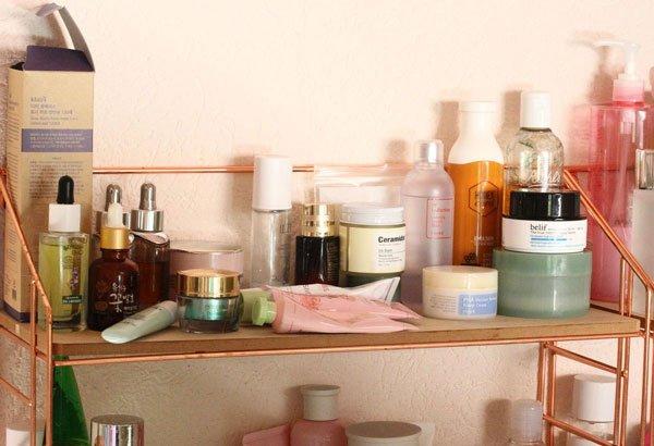 Show Me Your Badezimmerschränkli mit Nailderella (Hey Pretty Beauty Blog Hautpflegeserie)