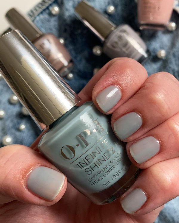 OPI Ring Bare-er, Swatched by Hey Pretty Beauty Blog
