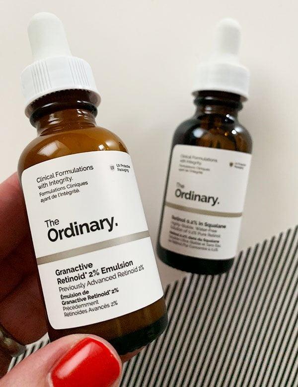 The Ordinary Granactive Retinoid 2% Emulsion (Hey Pretty Review)