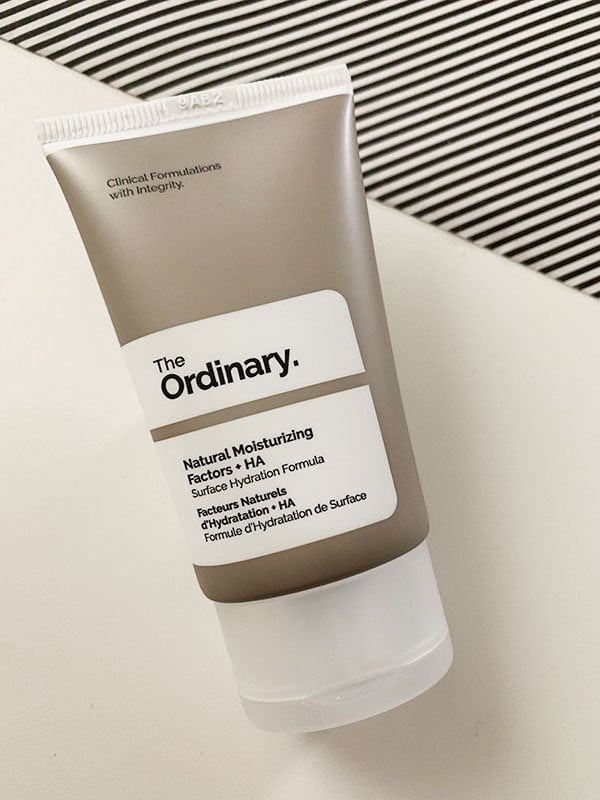 The Ordinary Natural Moisturizing Factors (Hey Pretty Beauty Blog Review)