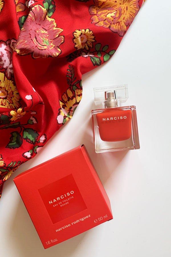 Narciso Eau de Toilette Rouge: Review auf Hey Pretty Beauty Blog (neu im Juli 2019)