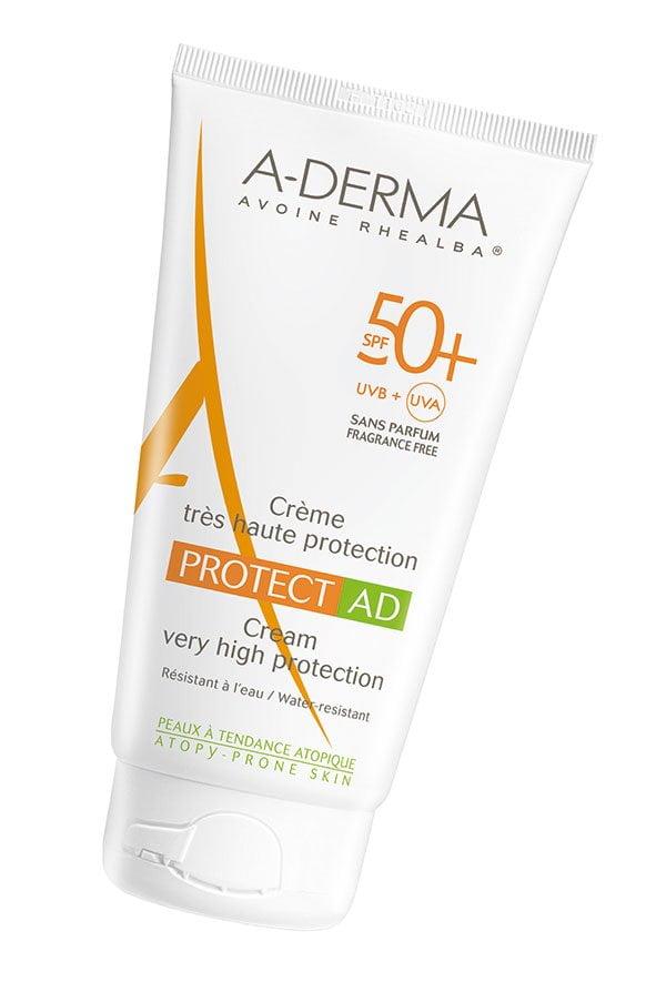 Reef-Safe Sonnencremen auf Hey Pretty zum Sommer 2019: A-Derma Protect AD
