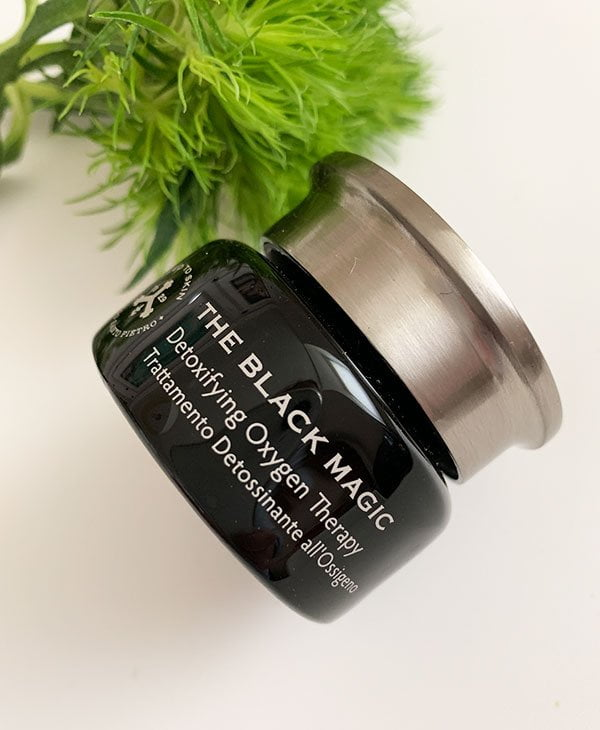 Seed to Skin The Black Magic (Detoxifying Oxygen Therapy), Erfahrungsbericht auf Hey Pretty Beauty Blog