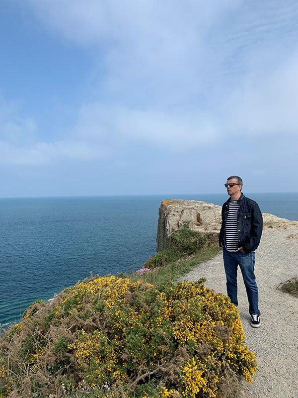 Pointe du Grouin bei Saint-Malo, Bretagne (Hey Pretty Reisebericht)