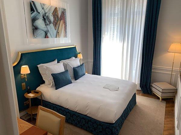 Launch-Event von Twilly Eau Poivrée von Hermès: Review und Reisebericht auf Hey Pretty (Doppelzimmer im Hotel Alfred Sommier)