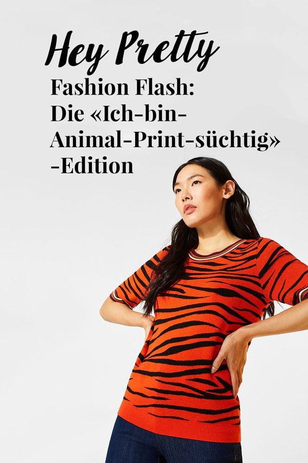Hey Pretty Fashion Flash: Die Ich-bin-Animal-Print-süchtig Edition (August 2019) – 18 tolle Mode- und Accessoire-Ideen