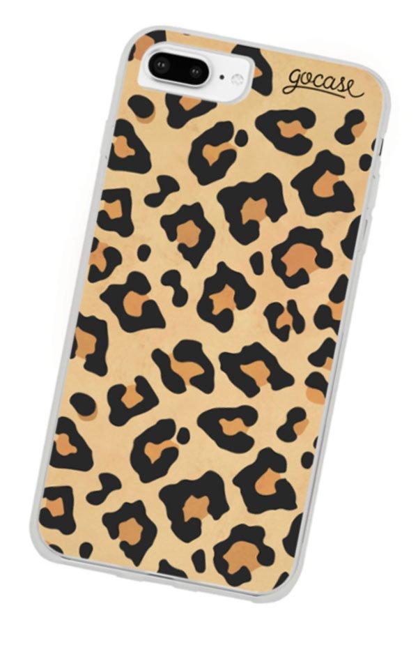 Jaguar iPhone Case von GoCase (Hey Pretty Fashion Flash: Animal Print – die Ich-bin-süchtig-Edition