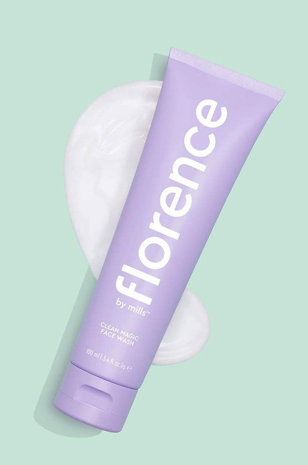 Florence by Mills Clean Magic Face Wash (PR image) – Preview auf Hey Pretty Beauty Blog