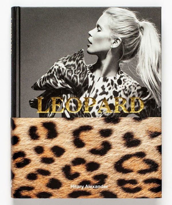 Hilary Alexander: Leopard – Fashion's Most Powerful Print (Laurence King Publishers)