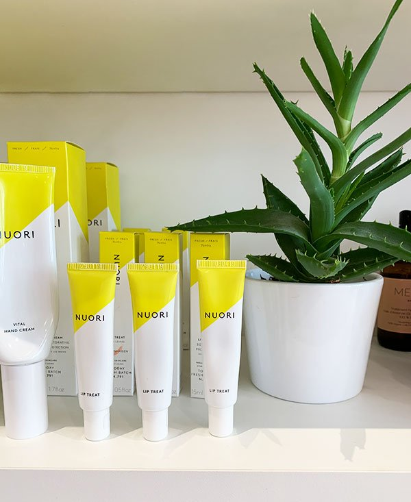 Nuori Skincare (bei Oh My Cream! in Paris) –Review auf Hey Pretty