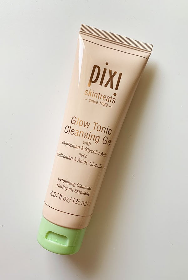 Pixi Glow Tonic Cleansing Gel (Erfahrungsbericht auf Hey Pretty Beauty Blog)