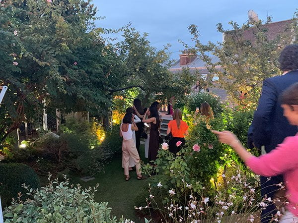 Twilly d'Hermes Eau Poivree (Launch am 15. August 2019): Review und Duft-Launch in Paris auf Hey Pretty Beauty Blog – Rooftop Garden bei Hermes