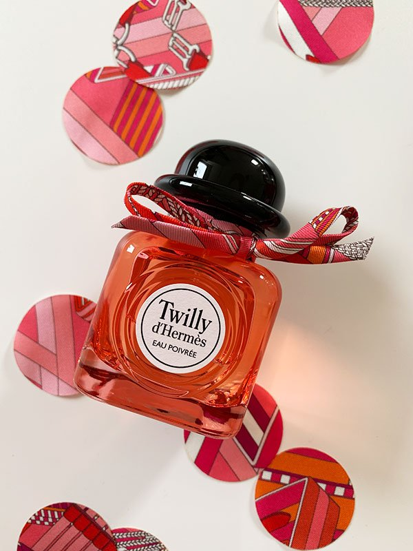Twilly d'Hermes Eau Poivree (Launch am 15. August 2019): Review und Duft-Launch in Paris auf Hey Pretty Beauty Blog
