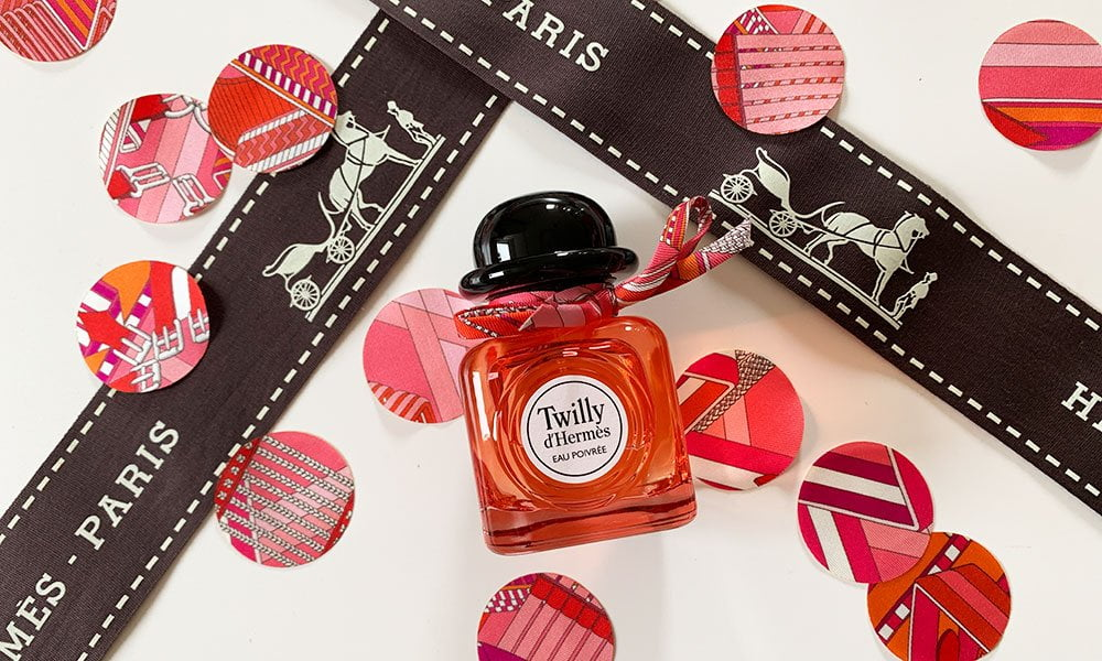 Hermès Twilly Eau Poivrée: Launch Event und Review auf Hey Pretty Beauty Blog