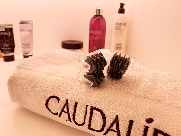 Gesichtsbehandlung im Spa Vinothérapie Les Sources de Caudalie (Hey Pretty)
