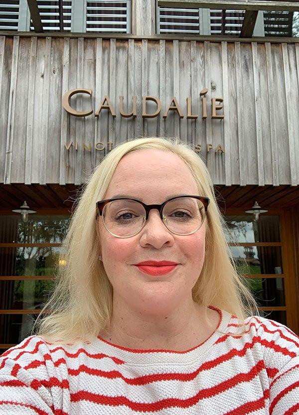 Les Sources de Caudalie in Bordeaux: Spa Review auf Hey Pretty Beauty Blog Schweiz