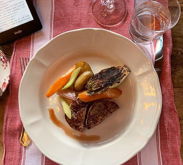 Dinner at La Table du Lavoir (Les Sources de Caudalie, Bordeaux-Martillac) Hey Pretty Beauty Blog Review