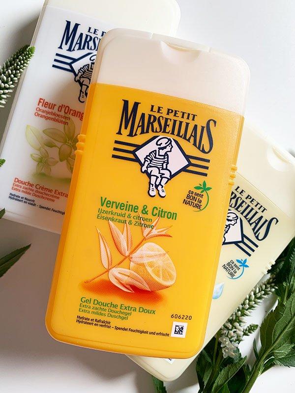 Gewinnspiel auf Hey Pretty: Meine drei Lieblings-Duschcremen von Le Petit Marseillais, gratis abzuräumen: Orangenblüte, Milch und Eisenkraut & Zitrone (Erfahrungsbericht und Giveaway)