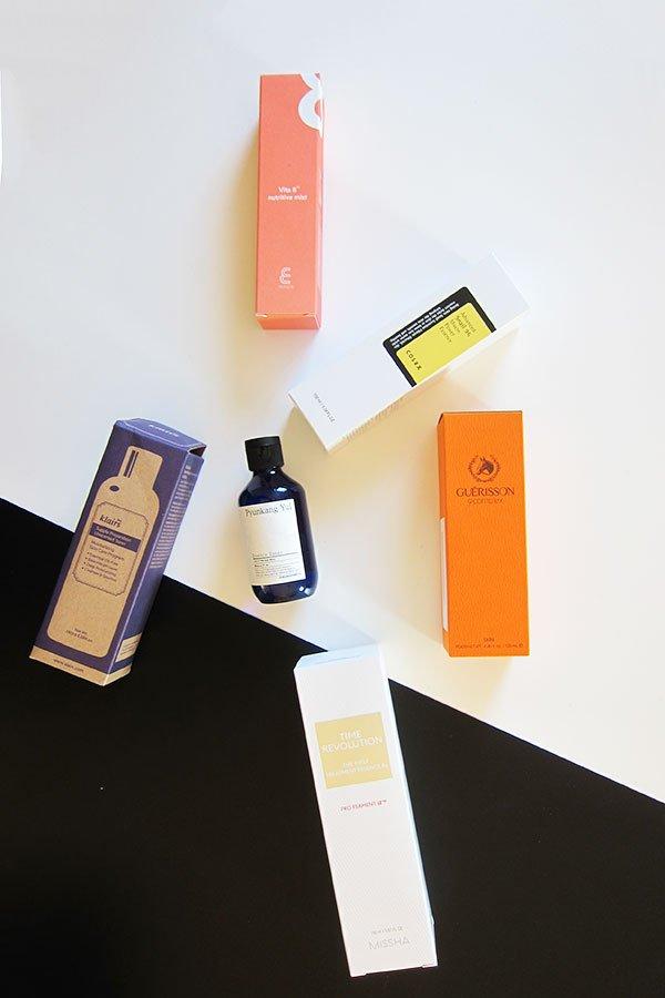 Alles, was du über die 7 Skins Hautpflegemethode wissen musst, inklusive Produktetipps (Hey Pretty Beauty Blog mit Niasha.ch)