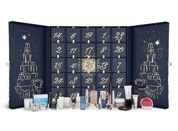 The Harrods Beauty Advent Calendar 2019 (Die besten Beauty-Adventskalender 2019 in der Übersicht auf Hey Pretty Beauty Blog Schweiz)