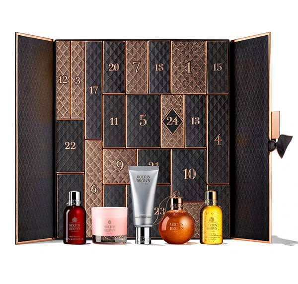 Molton Brown Adventskalender 2019 (Die besten Beauty-Adventskalender 2019 auf Hey Pretty Beauty Blog)