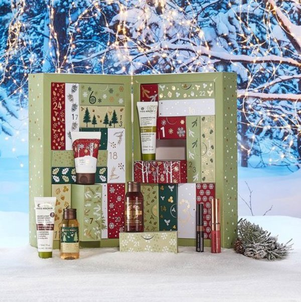 Beauty-Adventskalender 2019: Yves Rocher (Die besten Beauty Adventskalender auf Hey Pretty)