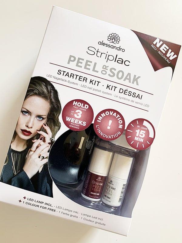 Alessandro Striplac Peel or Soak Erfahrungsbericht: Giveaway von 3 Starter Kits auf Hey Pretty Beauty Blog