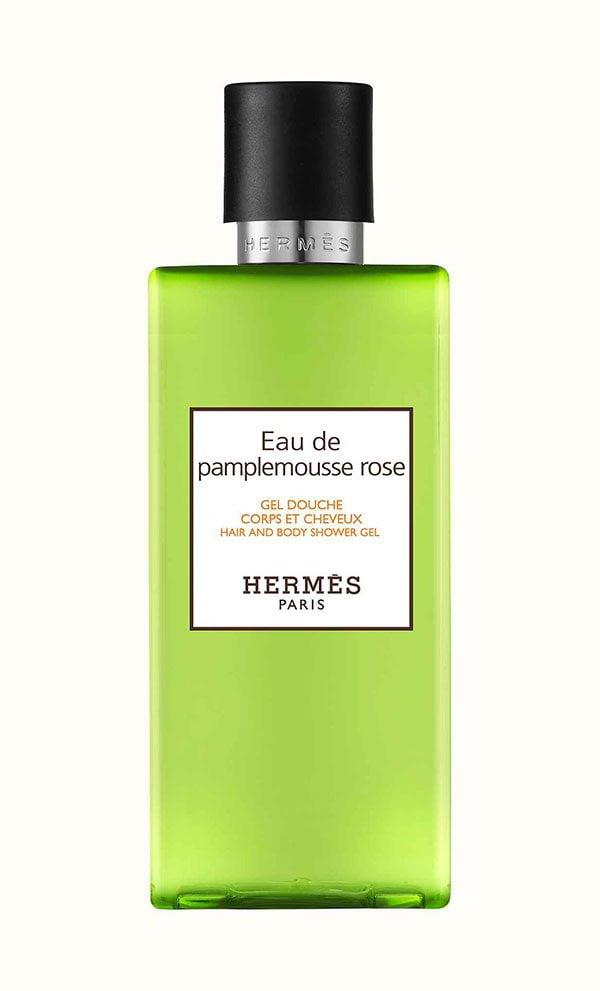 8 schöne Badezusätze für Wannen-Wonne: Hermes Eau de Pamplemousse Rose Duschgel – Hey Pretty Beauty Blog