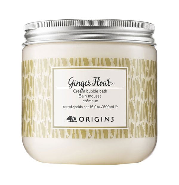 8 schöne Badezusätze für Wannen-Wonne: Origins Ginger Float Cream Bubble Bath – Hey Pretty Beauty Blog
