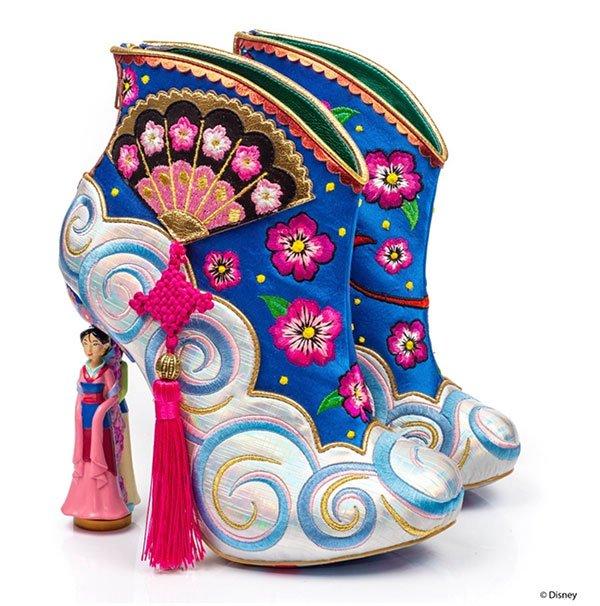 Be True to Who You Are Ankle Boots von Irregular Choice X Disney (Hey Pretty Fashion Flash: Die besten Boots für den Herbst 2019)