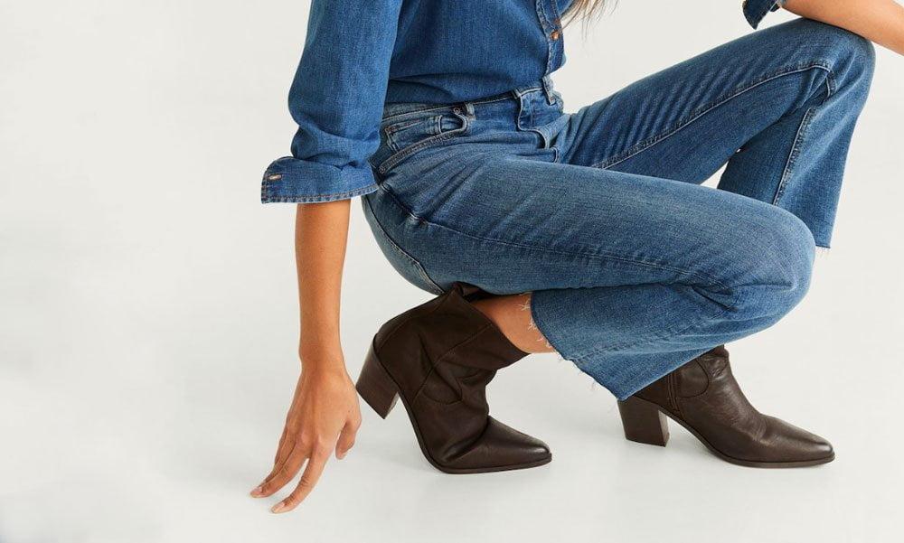 Hey Pretty Fashion Flash: Boots, Boots, Boots! Die besten Stiefel für den Herbst 2019 (Image credit: Mango)