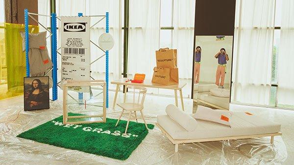Virgil Abloh for IKEA: MARKERAD Collection, neu für November 2019 (Hey Pretty Preview)