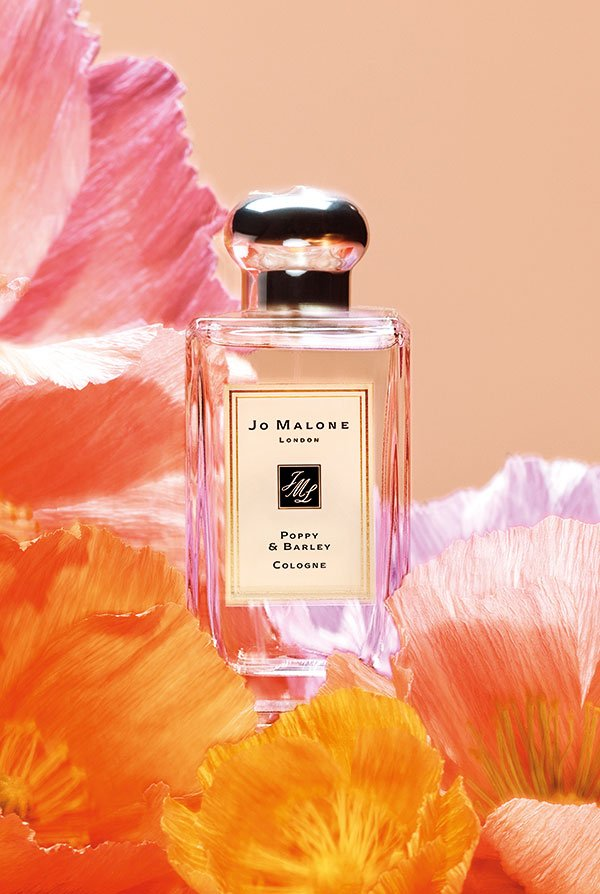 Review: Jo Malone London Poppy & Barley Cologne auf Hey Pretty Beauty Blog