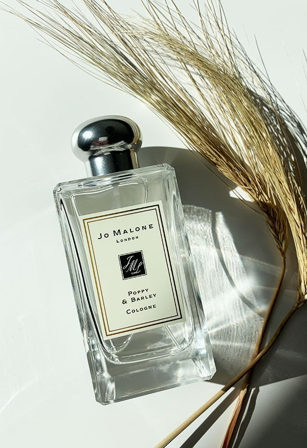 Jo Malone London Poppy & Barley Review auf Hey Pretty