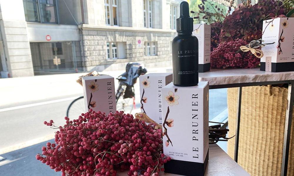 Le Prunier Plum Beauty Oil: Q&A und Produktevorstellung auf Hey Pretty Beauty Blog (erhältlich bei green lane Schweiz)