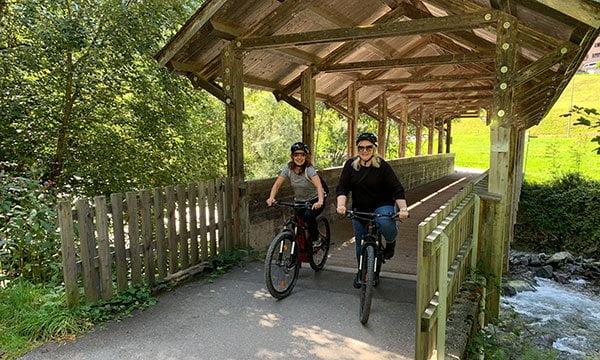 E-Bike-Tour im Montafon (Hey Pretty Beauty Blog Review)