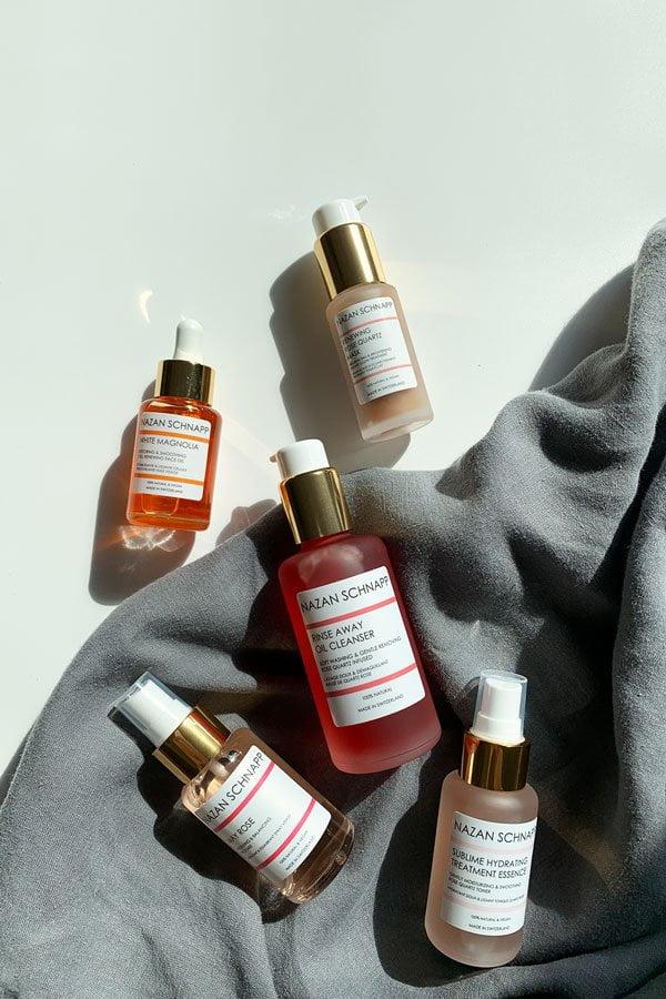 Nazan Schnapp Skincare: Naturkosmetik aus Zürich mit Luxus-Bonus (Hey Pretty Beauty Blog Erfahrungsbericht)