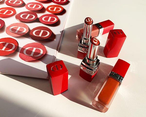 Dior Rouge Ultra Care Lipsticks: Neu im November 2019 – Review auf Hey Pretty