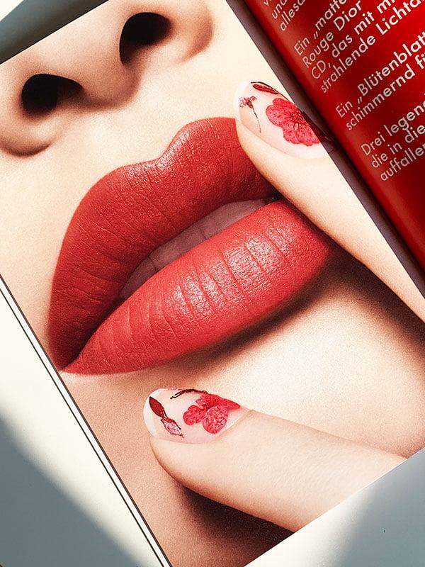Presskit Dior Rouge Ultra Care Lippenstifte (Erfahrungsbericht auf Hey Pretty Beauty Blog)