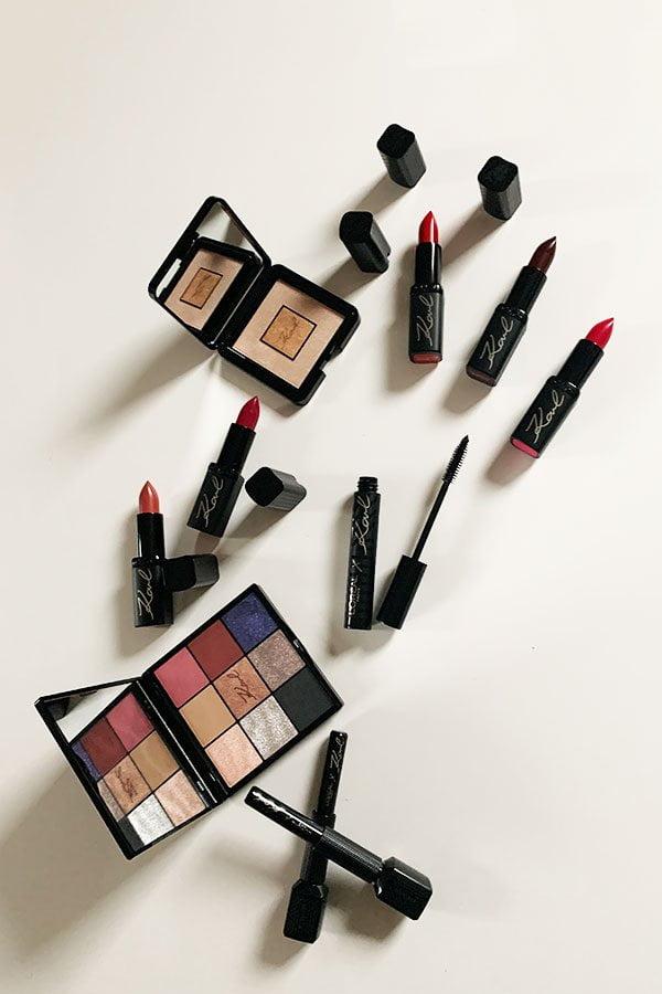 Karl X L'Oreal Paris Limited Edition Make-Up Kollektion: Übersicht und Review auf Hey Pretty Schweiz