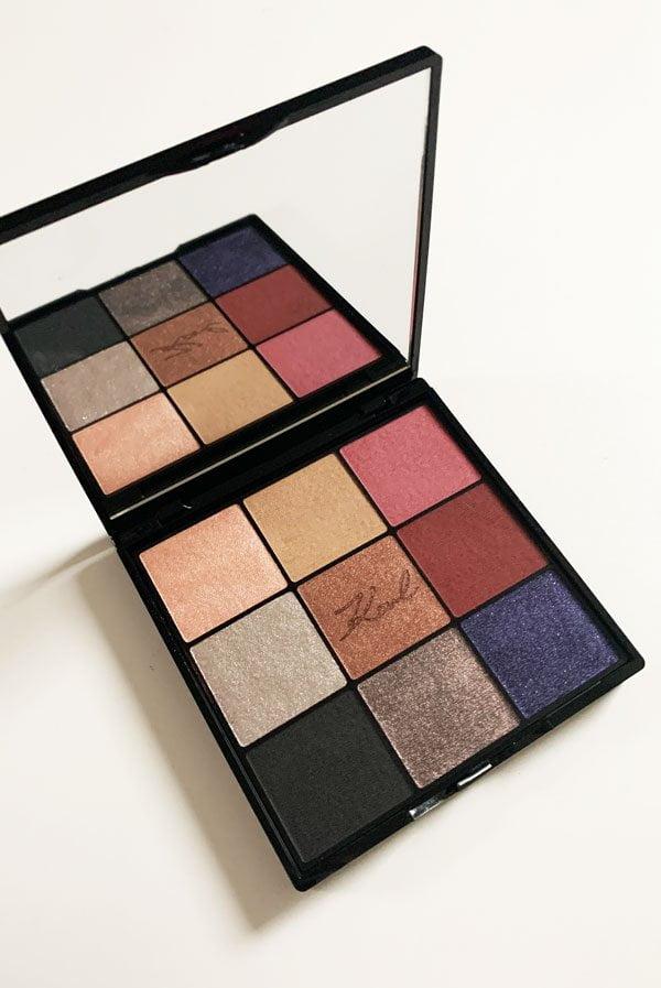 Karl X L'Oréal Paris Eyeshadow Palette (limited edition Karl Lagerfeld for L'Oreal), Hey Pretty Erfahrungsbericht