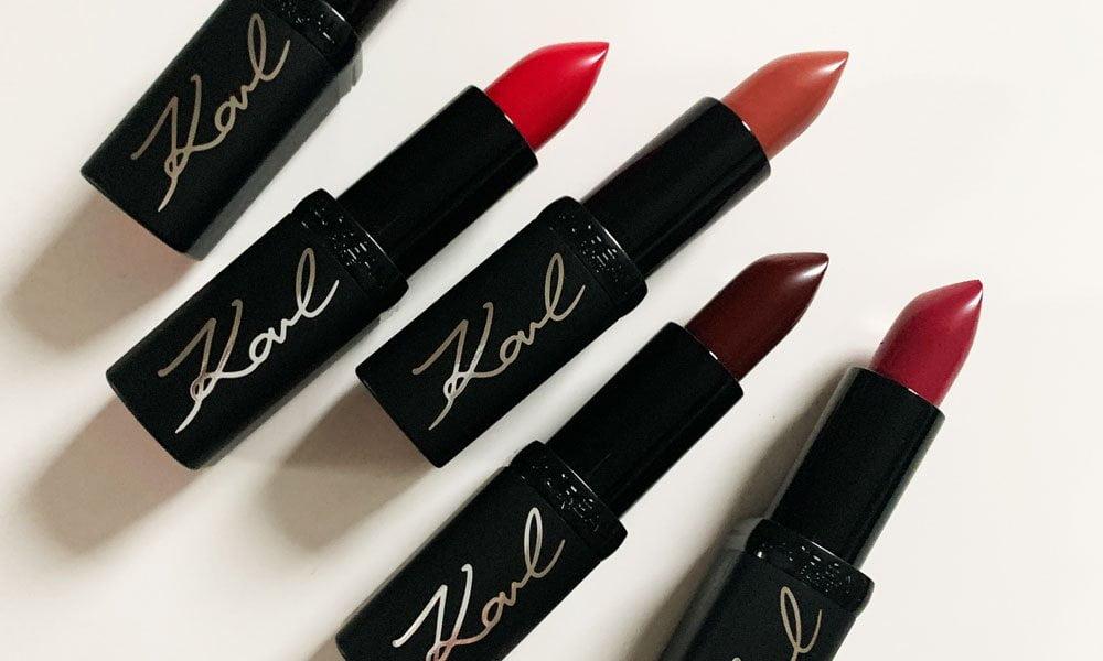 Karl X L'Oréal Paris: Die limitierte Karl Lagerfeld Make-Up Kollektion ist gelandet – Hey Pretty Schweiz