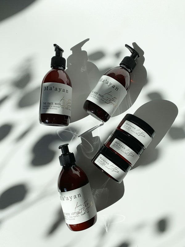 Review und Brand Love: Ma'ayan Skincare – Hautpflege aus dem Mittleren Osten mit Mineralien aus demToten Meer (Review: Hey Pretty)