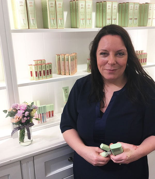 Amanda Bell of Pixi London: Make-Up Date im Londoner Flagship Store mit Hey Pretty