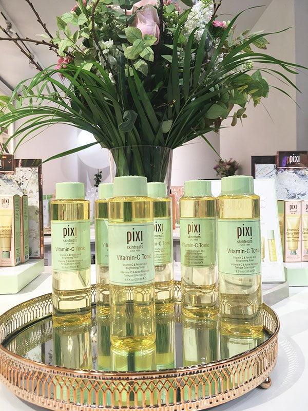 Vitamin-C Linie von Pixi Beauty im Pixi Store London: Review auf Hey Pretty Beauty Blog