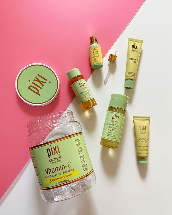 Pixi Beauty Vitamin-C Linie