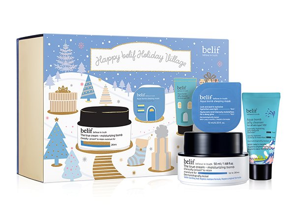 Happy Belif Holiday Village Geschenkset (Sephora Schweiz Xmas Specials 2019) – Review auf Hey Pretty Beauty Blog